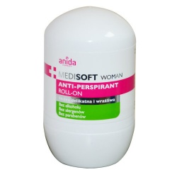 Anida Medi Soft  antyperspirant roll-on