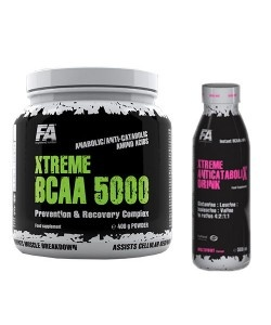 Xtreme BCAA 5000 + Anticatabolix Drink