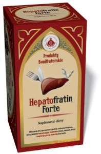 Hepatofratin Forte