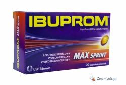 Ibuprom Max Sprint