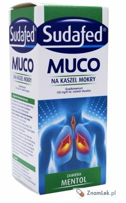 Sudafed Muco