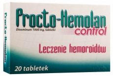Procto-Hemolan control