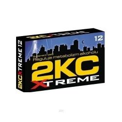 2KC Xtreme, tabletki powlekane, 12 szt