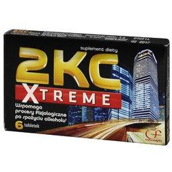 2KC Xtreme, tabletki powlekane  6 szt
