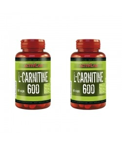 ACTIVLAB - 2X L-Carnitine 600