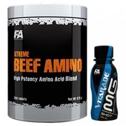 Xtreme BEEF AMINO + Magn Shot