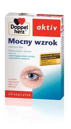 Doppelherz Aktiv Mocny wzrok