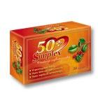 50 Plus Simplex