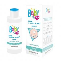 BabyCap, płyn do higieny intymnej, chłopiec, 150ml