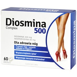 Diosmina 500 Complex