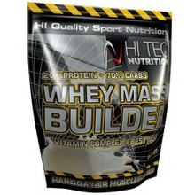 Hi-Tec Nutrition - Whey Mass Builder