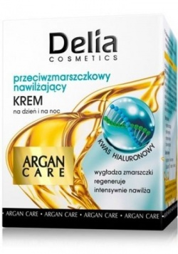 Delia Argan Care