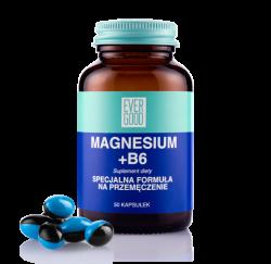 Magnesium + B6.