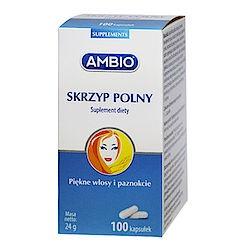 Ambio Skrzyp polny, kapsułki, 100 szt