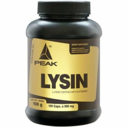 PEAK PERFORMANCE Lysin