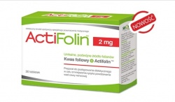 actifolin 2mg 30 tabletek