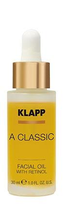 A Classic Facial Oil