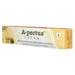 A-Pectus, krem do pielęgnacji brodawek sutkowych, 15 ml