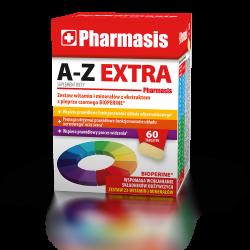 A-Z EKSTRA Pharmasis, tabletki, 60 sztuk