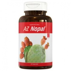 A-Z Nopal 60 kaps