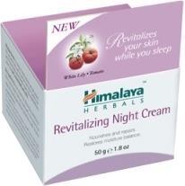 Himalaya krem rewitalizujący na noc