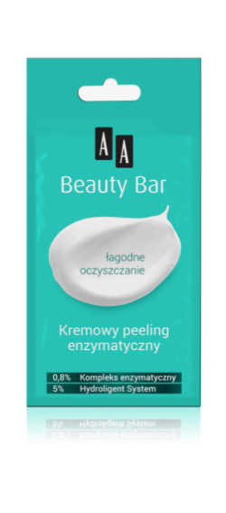 AA Beauty Bar peeling