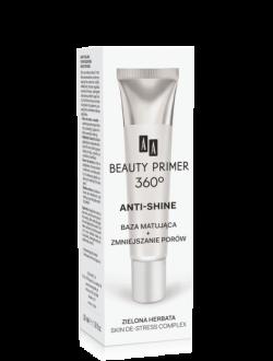AA Beauty Primer, 30 ml baza matująca zmniejszająca pory