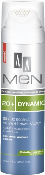 AA Men Dynamic żel do golenia