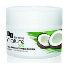 AA Sensitive Nature Spa masło do ciała relaksujące