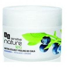 AA Sensitive Naturalne Spa peeling do ciała