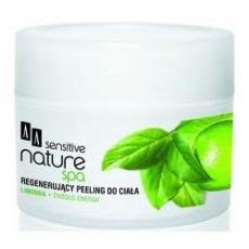 AA Sensitive Naturalne Spa peeling do ciała regenerujący