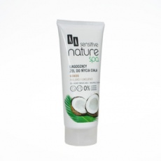AA Sensitive Naturalne Spa żel do mycia ciała łagodzący