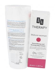 AA Therapy Kobieta Dojrzała