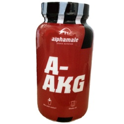 ALPHA MALE - AAKG - 240g