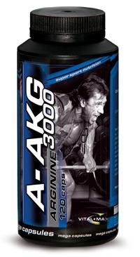 VITALMAX - AAKG 3000 Mega Capsules - 240 kaps