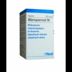 Abropernol N, 50 tabletek