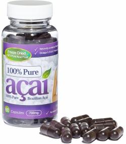 Acai berry 700 mg, 60 kapsułek