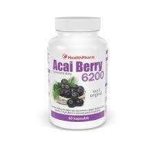 Acai Berry 6200, 60 kapsułek