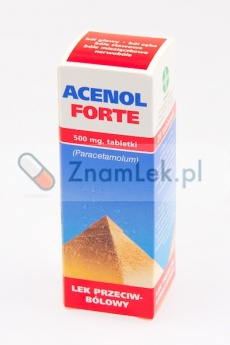 Acenol Forte