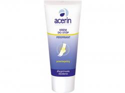 Acerin Perspirant, krem przeciwpotny do stóp, 75 ml