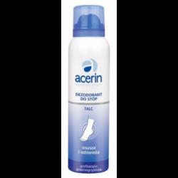Acerin Talc, dezodorant do stóp, przeciwgrzybiczy, 150 ml