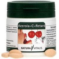Acerola, tabletki, 120szt