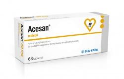 Acesan 30mg, 63 tabletki