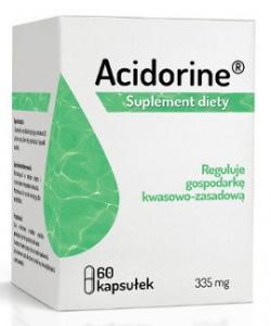 Acidorine, 60kapsułek