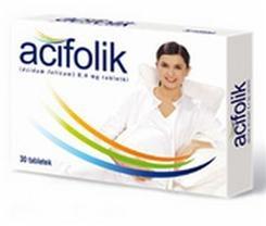 ACIFOLIK, tabletki, 30 sztuk