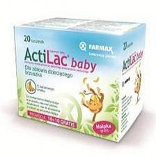 ActiLac Baby - 20 saszetek