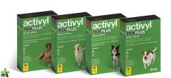 ACTIVYL Tick Plus (Pchły, kleszcze)