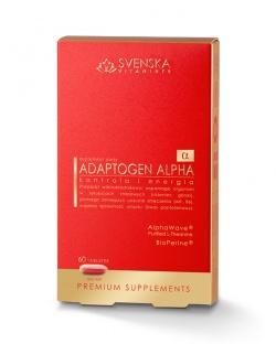 Adaptogen Alpha, tabletki, 60 szt
