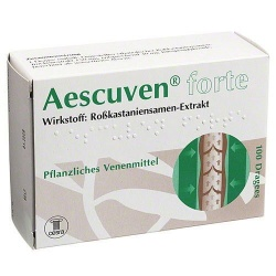Aescuven Forte, tabletki,