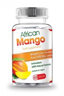 African mango, 60 kapsułek